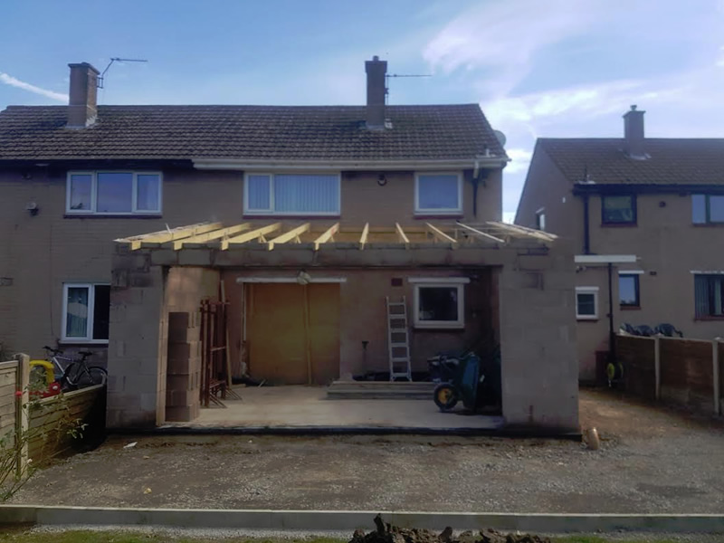 House extensions carlisle holmes construction ltd carlisle for The carlisle house